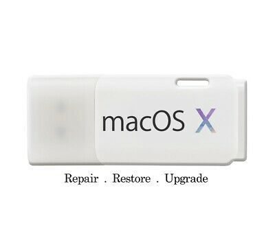 Mac OS X Bootable Recovery Kit • 16.50£