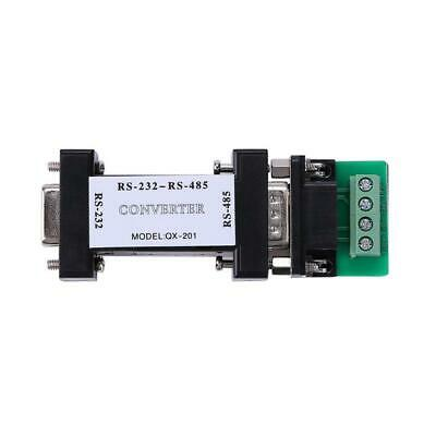 1pc Serial RS232 To RS485 Passive Port Data Communication Converter Adapter • 5.77£
