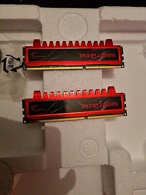 Ripjaws Ddr3-1600 2GBx2 • 15£