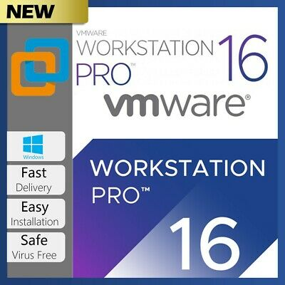 VMWARE Workstation 16 Pro 🔥Life Time Product Key ✅🔥 • 2.99£