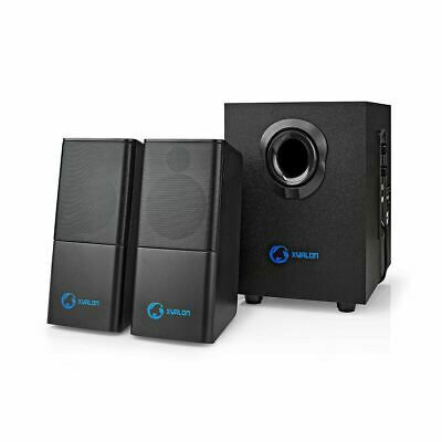 2.1 Subwoofer Gaming Multimedia 33W Speakers For PS3/PS4/Xbox One/360 • 23.42£
