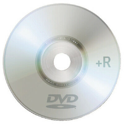 [Pack Of 50] Q-Connect DVD+R Spindle 4.7GB • 12.95£
