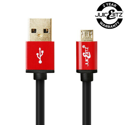 For Samsung Galaxy S7 S6 Edge USB Charging Cable Fast Micro B Charger Sync Lead • 3.49£
