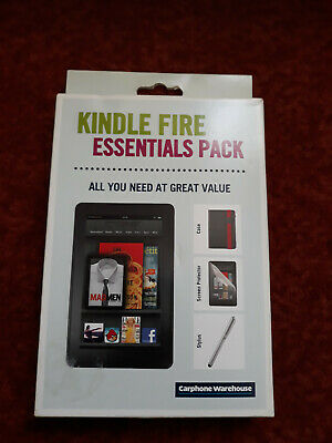 Kindle Fire Essentials Pack - New Item Never Used • 3£