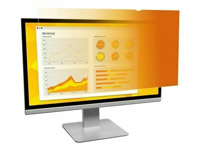 3M UK GF236W9B 3M Gold Privacy Filter For 23.6  Widescreen Monitor Display • 49£