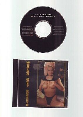 Adult Universe : Worlds Best Breasts - 1996 Pc Software - Fast Post • 9.99£