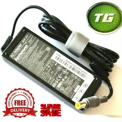 Sale! Genuine Lenovo 90w Laptop Charger Ac Adapter Power Supply Adapter-fast Pst • 9.99£