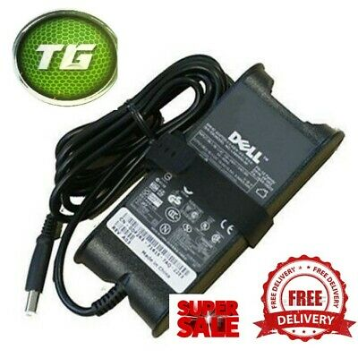 Genuine Dell Laptop Charger-ac Adapter Power Supply-90w 19.5v 4.62a-fast Post  • 10.99£