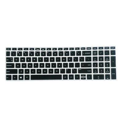 Ultra Slim Soft Silicone Laptop Keyboard Skin Protective Cover Shell For HP 15.6 • 2.79£