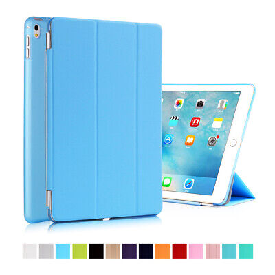 Leather Magnetic Stand Smart Case Cover Apple IPad 10.2 AIR MINI PRO 17/18 9.7 • 5.89£