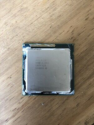 Intel Core I5-2500 2500K - 3.3GHz Quad-Core (BX80623I52500K) Processor • 12£