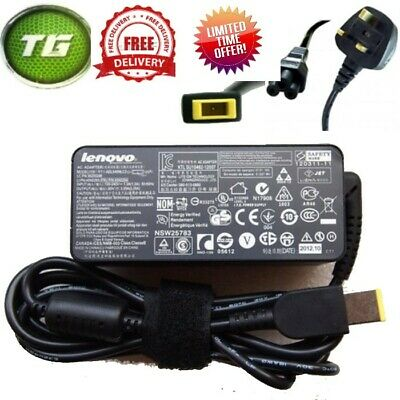 Sale! Genuine Lenovo 45w Laptop Charger Ac Adapter Power Supply Adapter-fast Pst • 13.99£