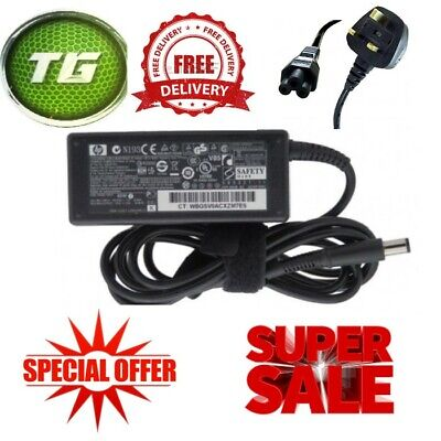 Sale!genuine Hp 65w 18.5 Laptop Charger Ac Adapter Power Supply Adapter-fast Pst • 10.99£