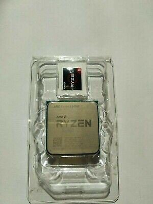 AMD Ryzen 5 3400G 3.7GHz AM4 CPU Processor • 49£