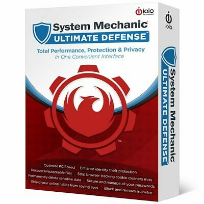 IOLO System Mechanic 5 Pcs 1 Year Boosts Speed-Repairs Problems • 5.99£