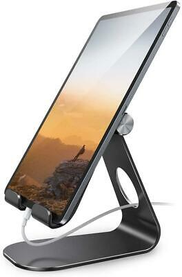 Lamicall Tablet Stand, Adjustable Tablet Holder : Desktop Stand Dock Compatible • 24.86£