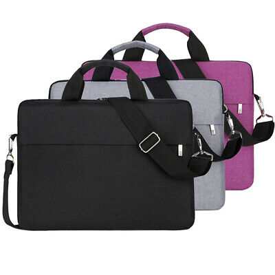Carrying Case Laptop Sleeve Shoulder Bag Notebook Cover For HP Dell Lenovo • 16.27£