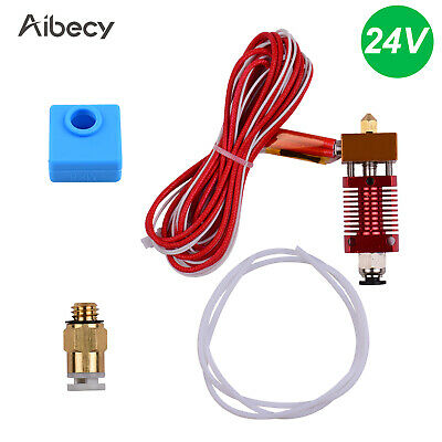 Metal Extruder Heater Hot End Nozzle Repair For Creality Ender 3 3D Printer T1R7 • 9.19£