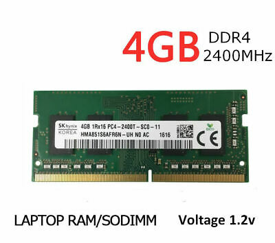 For Samsung 4GB DDR3 2RX8 1333MHz PC3-10600S 204pin SODIMM Laptop Memory RAM CL9 • 34.88£