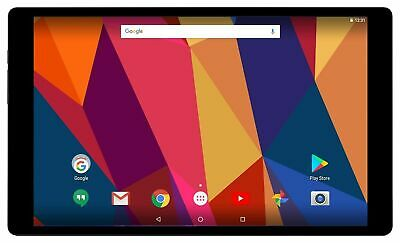 Alba 10 Inch Tablet - 16GB HD WiFi Android Black • 49£