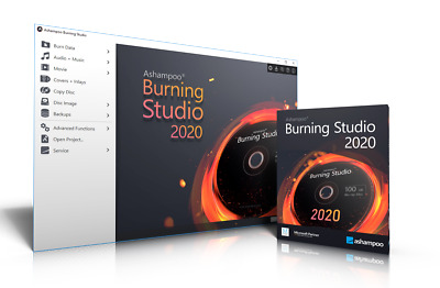 Burning Studio 2020 / Cover & Label | FULL | 1 PC • 3.99£