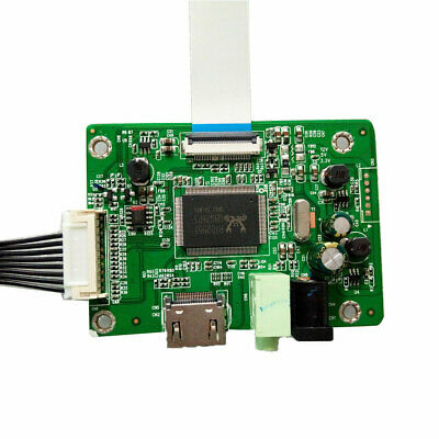 30Pin HDMI EDP LCD Controller Board Driver Kit Lcd Driver Board For 1080P • 14.83£