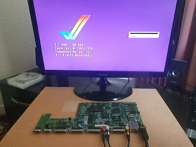 Amiga A1200 Motherboard Used But In Working Condition (unboxed) • 41£