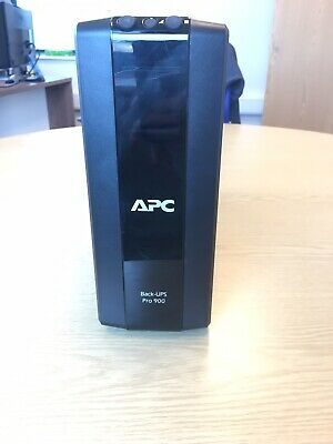 APC Back-UPS Pro 900 VA (Model: BR900GI) - Black • 33£