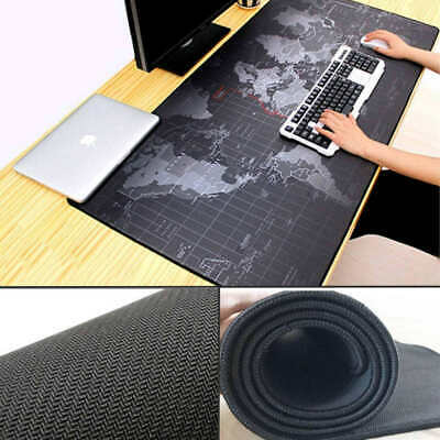 90x40cm Extra Large XL Size Anti-Slip Gaming Mouse Pad Mat For PC Laptop Macbook • 8.80£