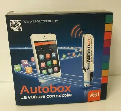 AB1 Autobox - The Car Connects - Internet/Wifi IN Car - New • 42.85£