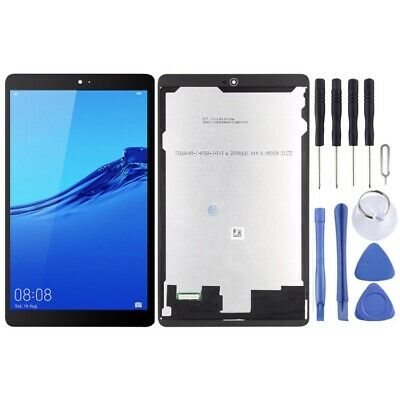 For Huawei MediaPad M5 Lite 8 LCD Screen Touch Digitizer Glass Part BLACK • 39.44£