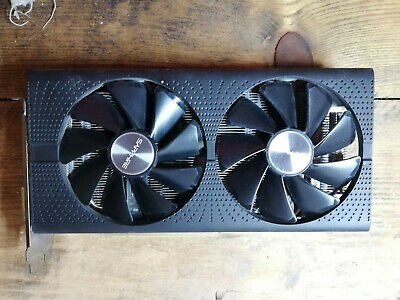 AMD Sapphire PULSE RX 580 4GB - With Box (w/o Manuals And Installation Disc) • 77£