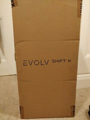 Phanteks Enthoo Evolv Shift X Mini ITX BLACK CASE BNIB • 60£