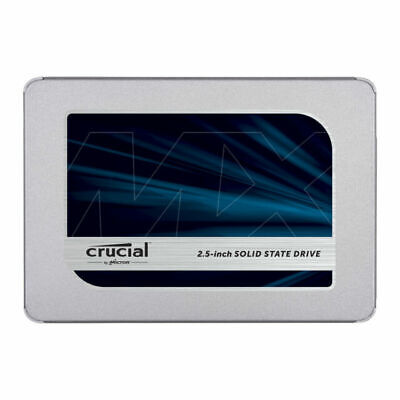 Crucial MX500 500GB 2.5  Solid State Drive (CT500MX500SSD1)Low Price! ORIGINAL • 9£