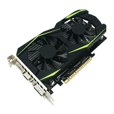 GTX960 4GB DDR5 128-bit Gaming Graphics Card With Dual Fan PCI Express 3.0 UK • 37.99£