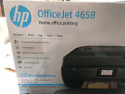 Hp Printer Office Jet  Used Once For A Dissertation • 0.99£