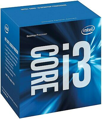 Intel Core I3-6300 6th Gen CPU @ 3.80GHz I3 Socket 1151 • 70£