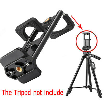 Universal Smartphone Tripod Adapter Tablet Holder Mount For Phone IPad IPhone • 5.79£