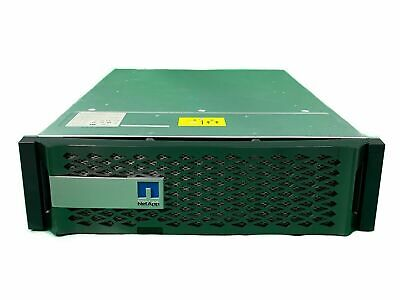 NetApp FAS8020 Filer System Dual Controllers • 500£