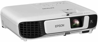 Epson EB-S41 3LCD, 3300 Lumens, 300 Inch Display, SVGA Projector - White • 295£