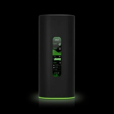NEW AmpliFi ALIEN Tri-Band Wi–Fi 6 Router 🚀SHIPS FAST🚀 BRAND- Black - ON HAND • 399.99£
