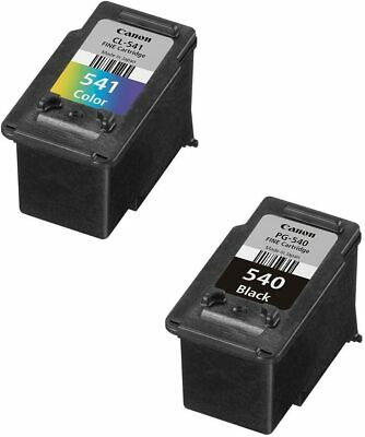 Canon Original PG-540/CL-541 Ink Cartridge - Multi-Coloured, Pack Of 2 • 24.99£