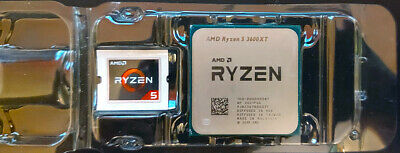 AMD Ryzen 5 3600XT Processor (6C/12T, 32 MB Cache, 4.5 GHz Max Boost) CPU ONLY . • 168£