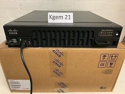 Cisco ISR4451-X/K9 In Immaculate Condition • 850£