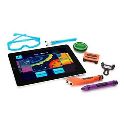 Griffin Crayola Creative Kids Digitools Ultra Pack For Apple Ipad - Gc35976 • 112.95£