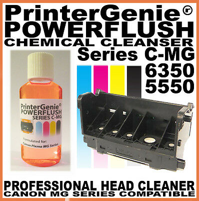 Canon MG5550 MG6350 Printer Head Cleaner - Nozzle Clean Printhead Unblock • 6.49£