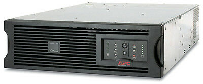 APC 3000 VA *XL* UPS - SU3000RMXLI3U - New Cells • 485£