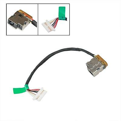 New HP 250 255 G4 14-AC 15-AC DC IN POWER PORT SOCKET JACK CABLE WIRE 799736-S57 • 4.39£