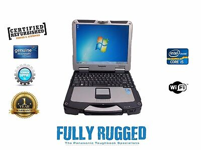 Panasonic Toughbook CF-31 I5 Military Grade Laptop Low Hours Mk3 Fully Rugged • 544.99£