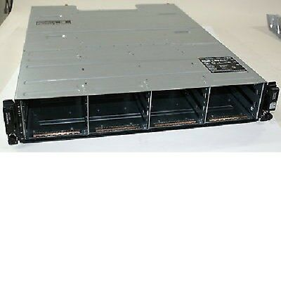 Dell PowerVault MD1200 2U 12 Bay 3.5  Storage Array With 12 X Caddies, 2xC, 2PS • 720£